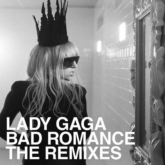 Lady Gaga - Bad Romance - The Remixes