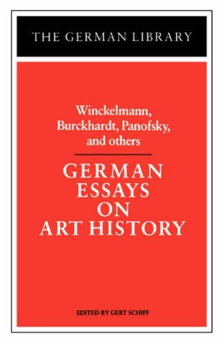 German Essays on Art History (German Library)