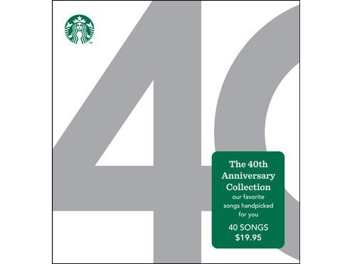 Frank Sinatra... - Starbucks 40 - A 40th Anniversary Collection