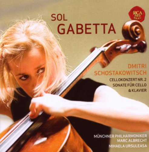 Sol Gabetta - Schostakowitsch Cellokonzert Nr. 2/Cello