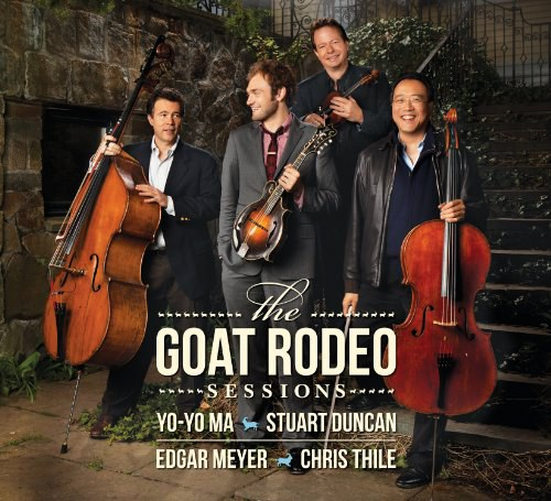 Yo-Yo Ma... - The Goat Rodeo Sessions
