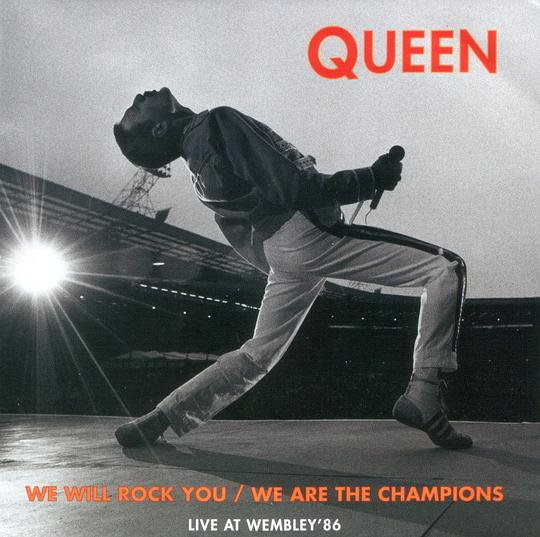We Will Rock You - EP