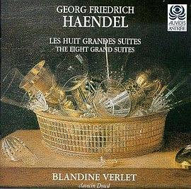 George Frideric Handel: The Eight Grand Suites