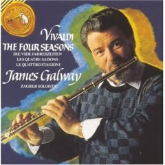 James Galway - Antonio Vivaldi: The Four Seasons