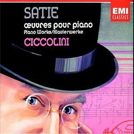 Aldo Ciccolini - Satie: Piano Works