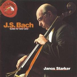 Janos Starker... - Bach: Suites for Solo Cello