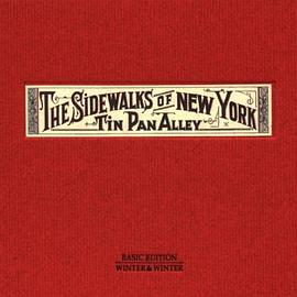 Various Artists - The Sidewalks Of New York: Tin Pan Alley