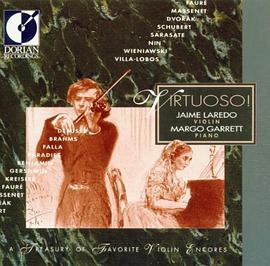 Virtuoso!--A Treasury of Favorite Violin Encores