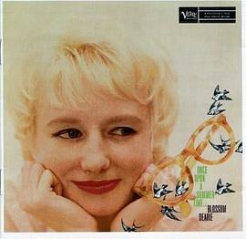Blossom Dearie - Once Upon a Summertime
