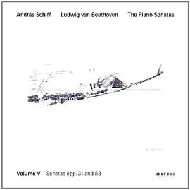 Andras Schiff - Beethoven: The Piano Sonatas, Vol. 5 (Opp. 31 and 53)