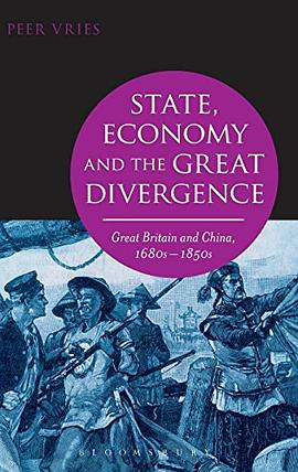 State, Economy and the Great Divergence