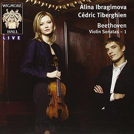 Beethoven: Violin Sonatas, Vol. 1