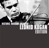 Leonid Kogan - Historic Russian Archives
