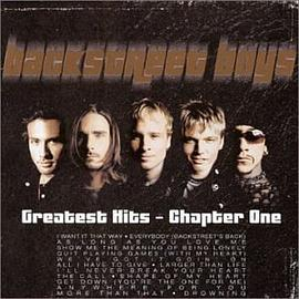 Backstreet Boys - Backstreet Boys - Greatest Hits: Chapter 1 (+2 Extra Track
