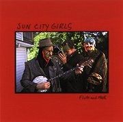 Sun City Girls - Flute and Mask
