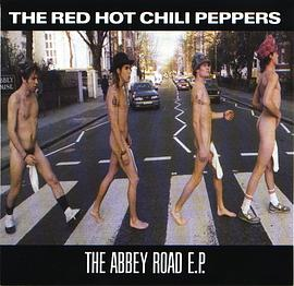 The Red Hot Chilli Peppers - The Abbey Road E.P.