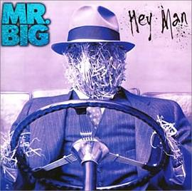 MR.BIG - HEY,MAN