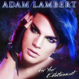Adam Lambert - For Your Entertainment (Bonus Dvd)
