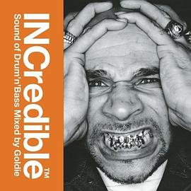 Goldie - INCredible Sound of Drum'n'Bass