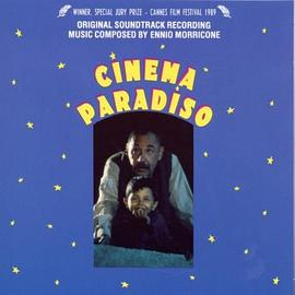 Cinema Paradiso: Original Soundtrack Recording (1988 Film)